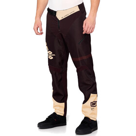 100% R-Core DH Pants Men merlot/sand